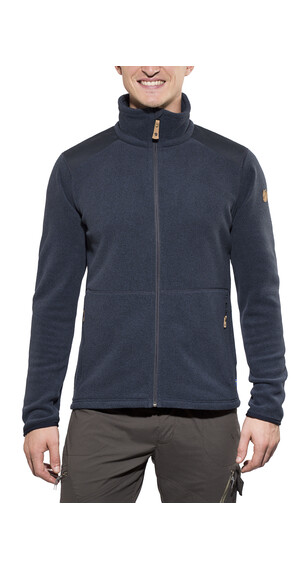 Fjällräven Sten Fleece Men dark navy